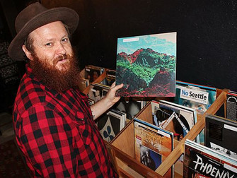 Kyle Interview with ABC for Record Store Day 2015