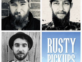 Rusty Pickups release the down-home country first single 'Good Honey' from their upcoming EP