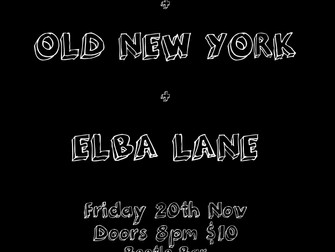 Suicide Swans and Old New York November Show #2