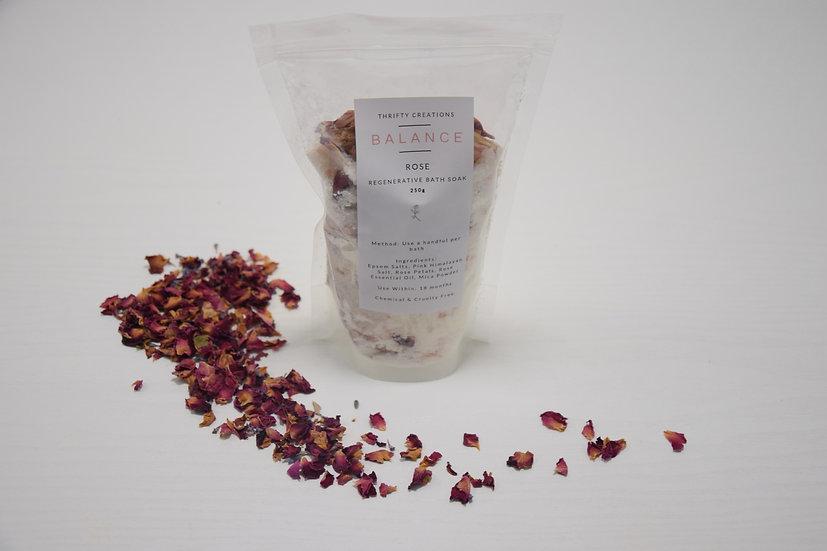 Balance Rose Bath Salts