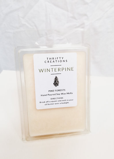 Winterpine Soy Wax Melts
