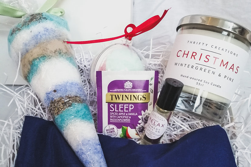 Silent Night Gift Set
