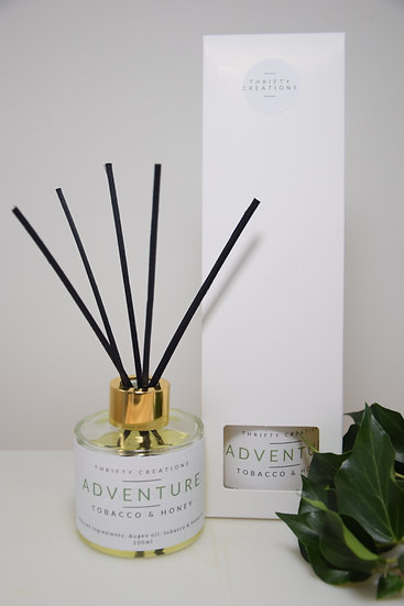 Adventure Tobacco & Honey Diffuser