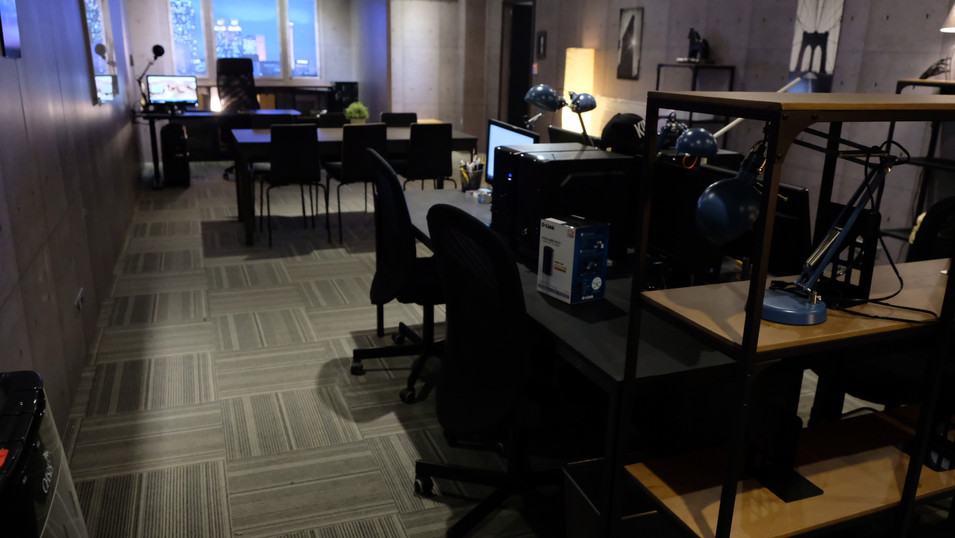 台灣駭客協會年會《Hackdoor密室逃脫遊戲》