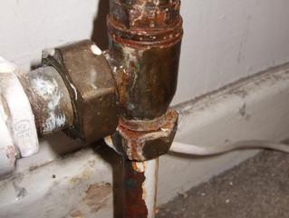 Leeking radiator repaired in Carlton NG4