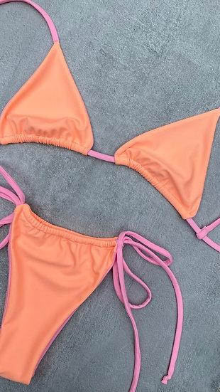 Peach Pastel