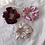 Thumbnail: Silk Scrunchies - Vino Collection