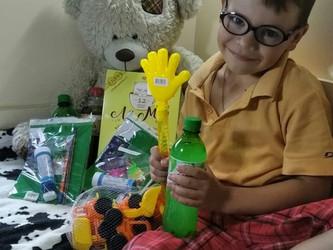 Подарки ко Дню защиты детей