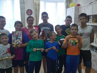 Были рады помочь в проведении шашечного турнира!