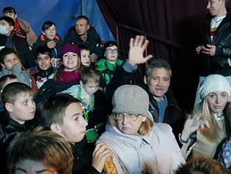 Представление в цирке для детей!