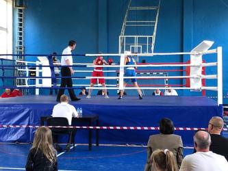 В Электроуглях прошёл открытый чемпионат по боксу