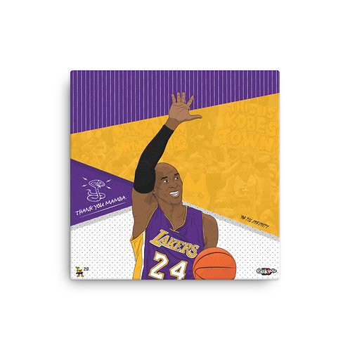THANK YOU MAMBA  🙏 (16x16)