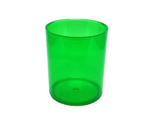 Copo Whisky Verde Neon