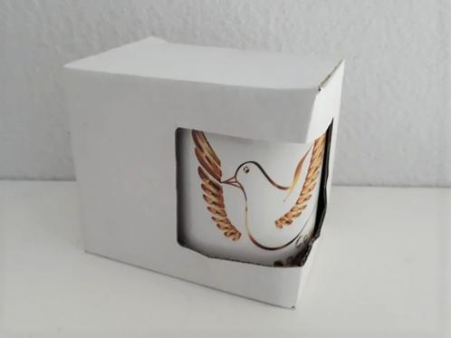 Caixinha para caneca de Porcelana