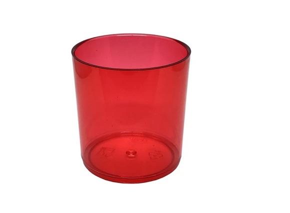 Copo Whisky Vermelho