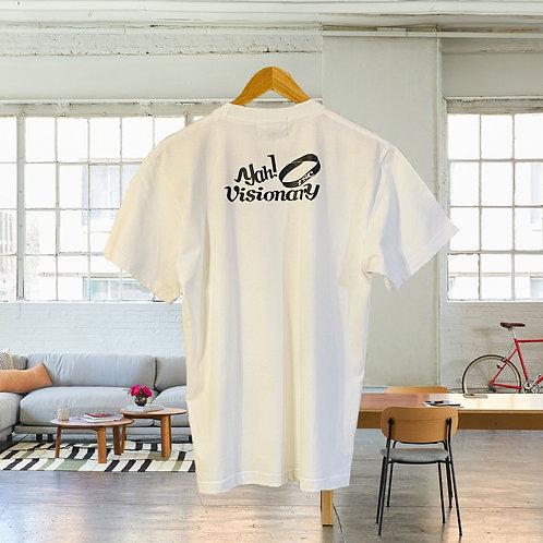 YTSC&V リングロゴTシャツ