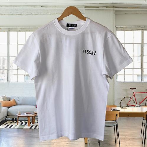 YTSC&Vロゴ Tシャツ