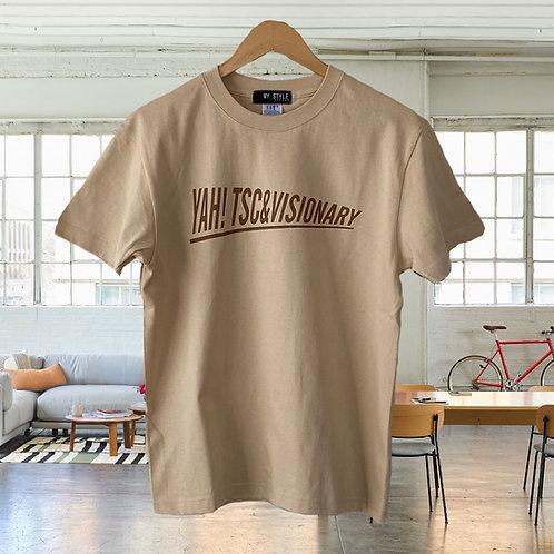 ピザカットロゴ Tシャツ