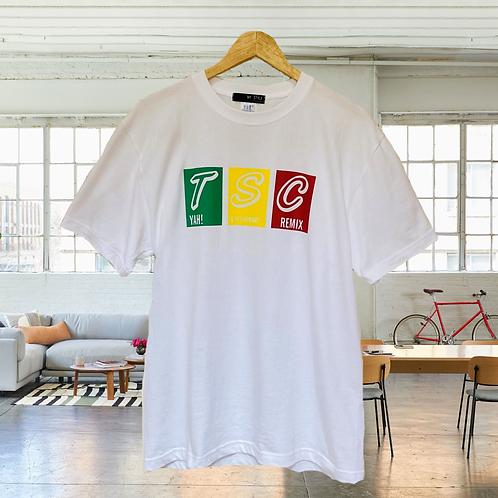 ティーエスシーリミックスTシャツ