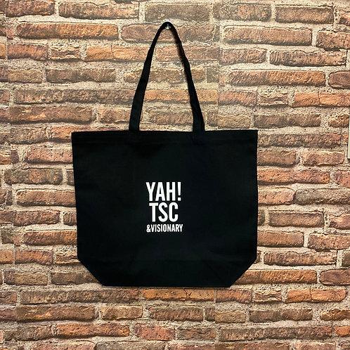 YAH! TSC&VISIONARYトートバッグ L