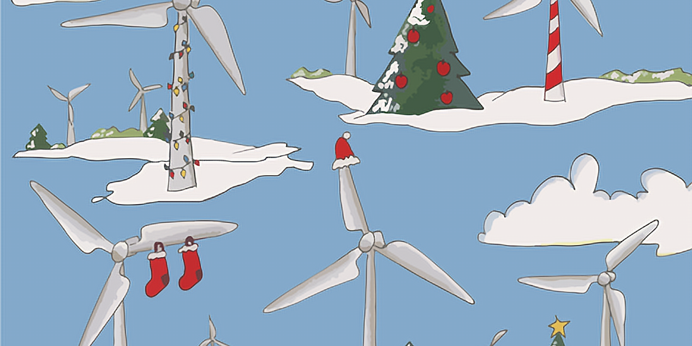 NACC Virtual Holiday Celebration and Breakout session on US Offshore Wind