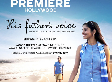 HIS FATHER'S VOICE - WORLD PREMIERE HOLLYWOOD
