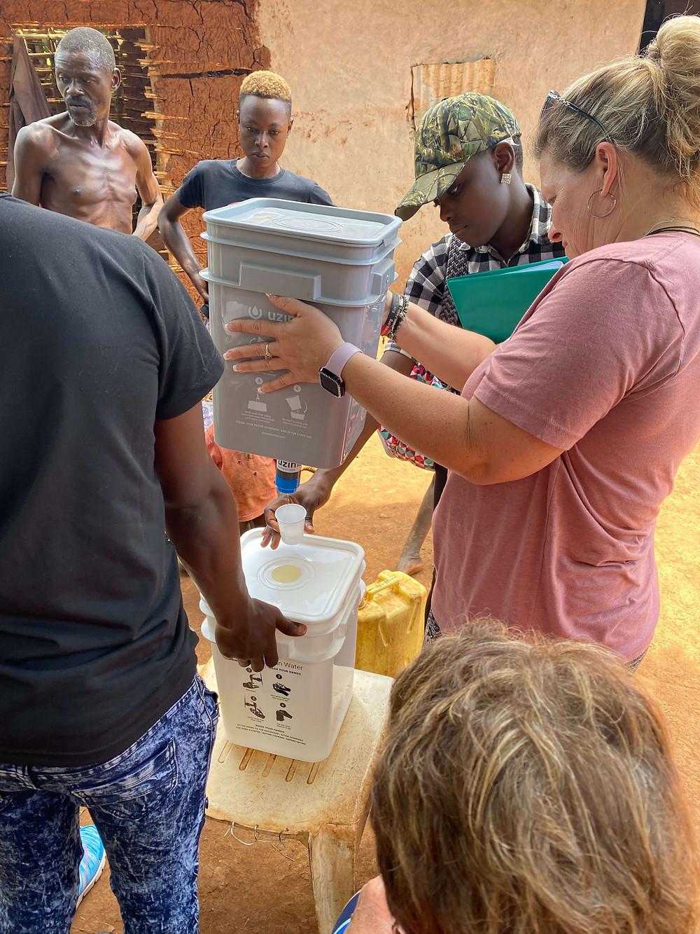 Tusonge Children's Ministries Water Project