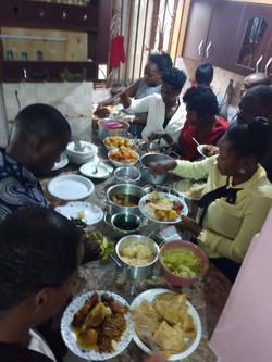 Meal Celebration