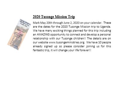 December 2019 Newsletter Page 3