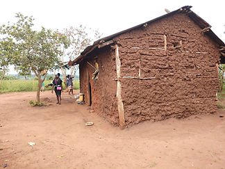 Isiak Mud Hut Dwelling