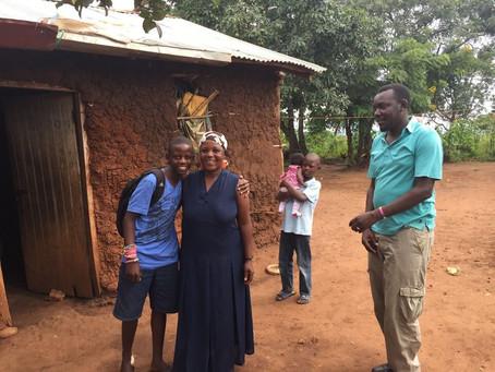 Tour of the Tusonge Children's Homes