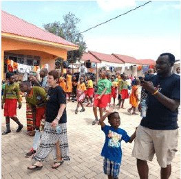 Lake Worth Rotarians Making a Difference in Uganda