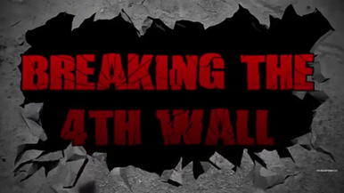 Is Breaking the 4th Wall Returning?