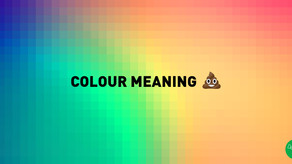 Colour Meaning Crap