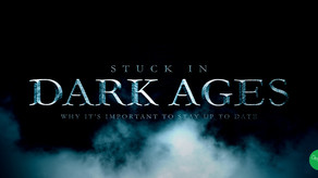 Stuck in dark ages: Why it's important to stay up to date - 6 reasons to Rebrand