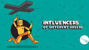 Influencers of different breeds