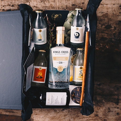 Australian Classic Dry Gin 700ml Gift Pack