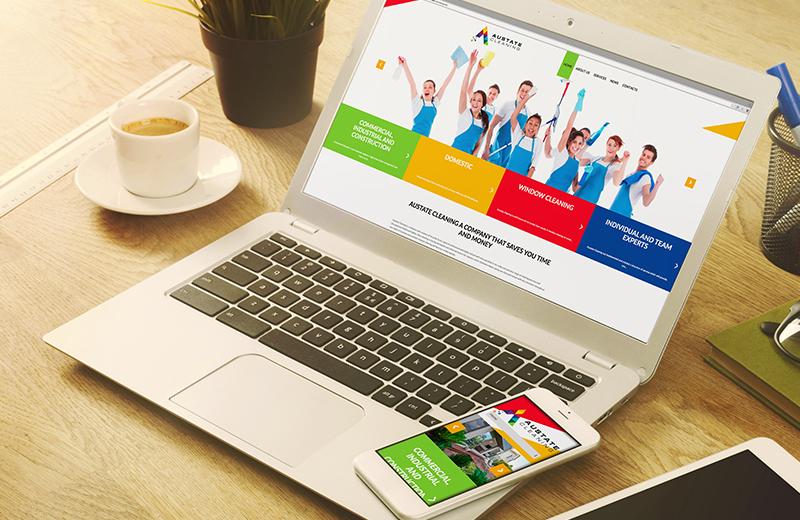Desktop & Mobile Site