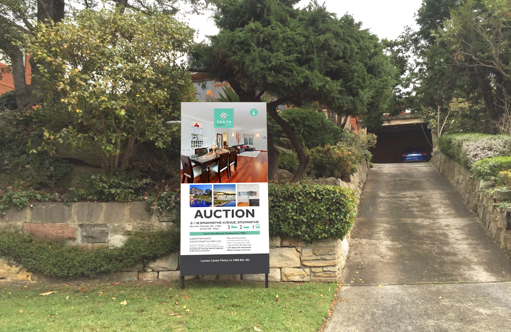 Property Signboard