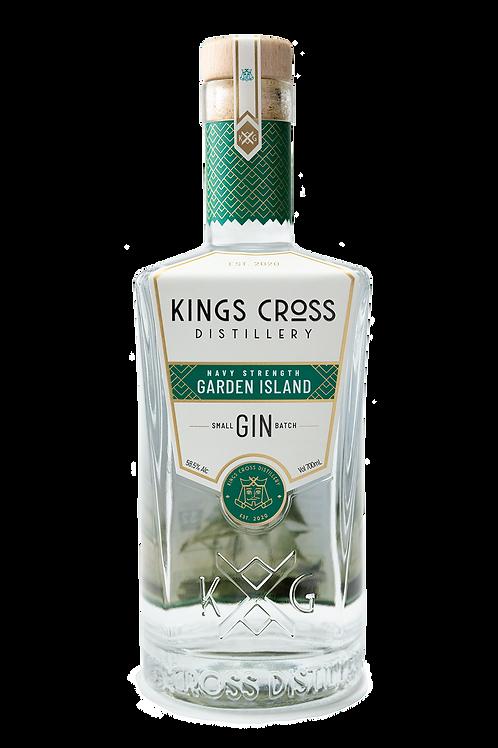 Garden Island Navy Strength Gin 700ml
