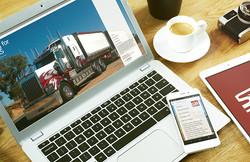 Desktop & Mobile Website