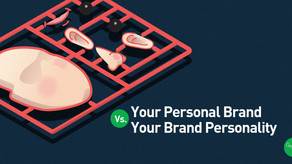 Your Personal Brand Vs. Your Brand Personality