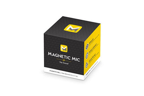 Magnetic Mic Conversion