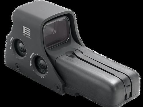Eotech 512A65 512 1x 1 MOA Dot, 68 MOA Ring/Red Dot, Black
