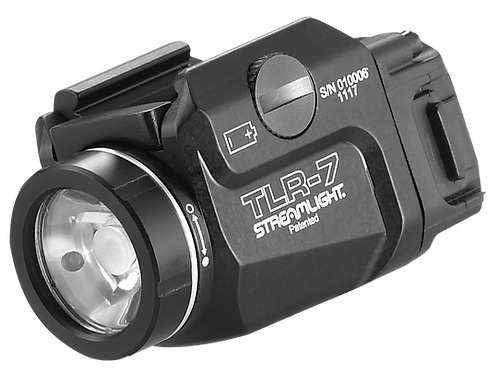 Streamlight 69420 TR-7 Weapon Light White C4 LED 500 Lumens CR123A Lithium Batte