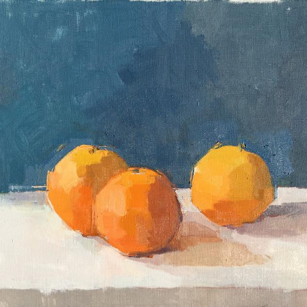 The Three Oranges