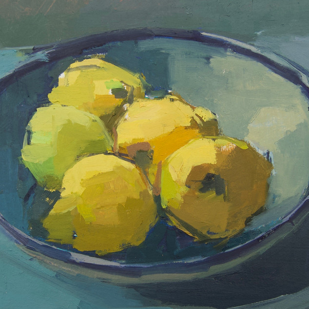 Quince Bowl.