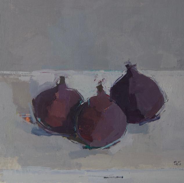 Three Small Figs