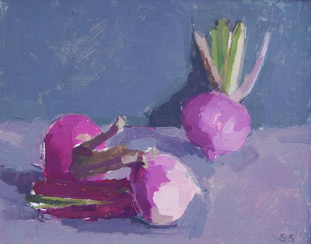 Small Turnips