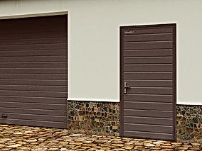 гаражны двери в Йошкар-Оле, купить дверь для гараж
